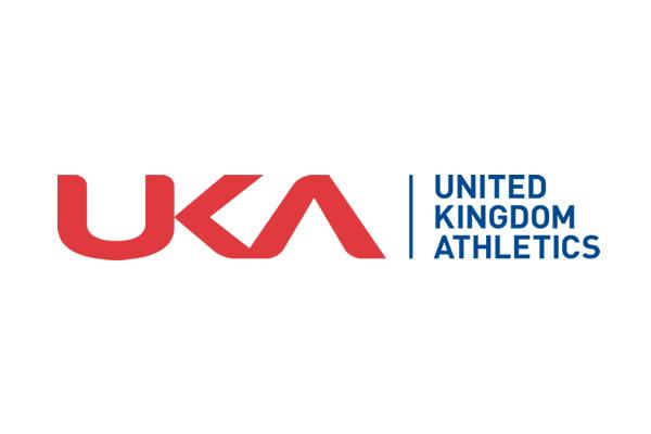 uka, united kingdom athletics logo