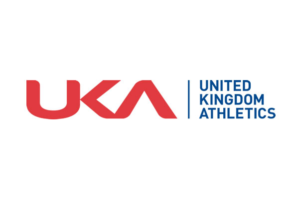 uka, united kingdom athletics logo