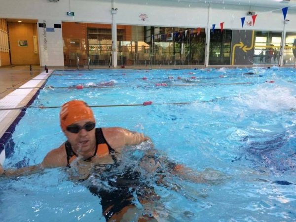 Coached Pool Swimming Derby Triathlon Club